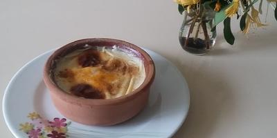Сладкое молочное на десерт – «Сютлач»
