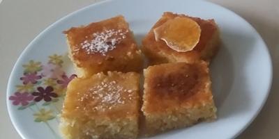 Сладкое... «Ревани» по-гречески — на десерт