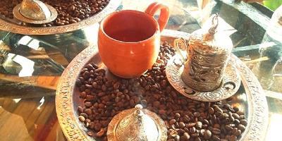 Как приготовить кофе по-турецки...