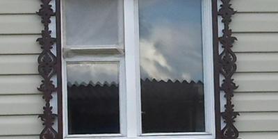 Изготовление наличника для окна своими руками
