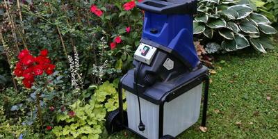 Мое открытие невероятно удобного и нужного устройства для взрослого сада. Измельчитель веток LUX из OBI