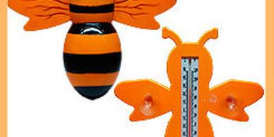 Какая сегодня погода? Подскажет пчелка или лягушка!