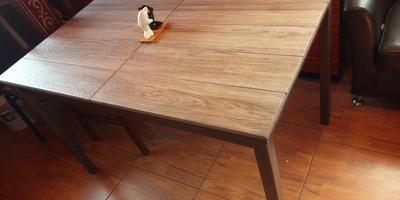 У тебя опять новый стол? Да нет, это старый! Мой секрет преображения старого стола