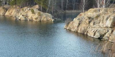 Красота Уральского леса