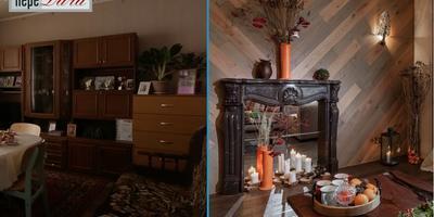 Как сделать дачу городского типа похожей на сельский домик в Альпах?