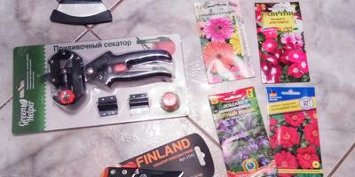 """Приз """"Seedspost.ru"""" у меня дома, или Фотомарафон """"Seedspost.ru"""" на моей даче и в моём доме"""