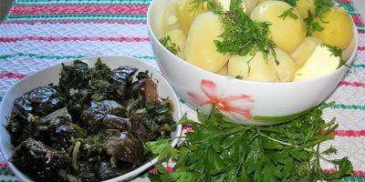 Баклажаны квашеные, очень вкусные и полезные