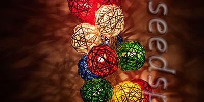 В Новый год с новым ёлочным украшением от Seedspost.ru!