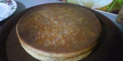 Очень простой и дешевый пирог капустный