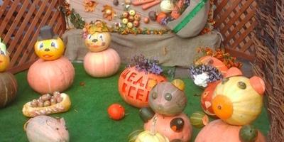 Осенние ярмарки