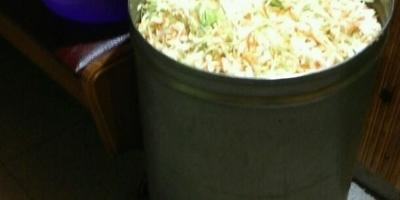 Квашеная капуста. Наш семейный рецепт