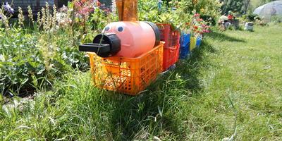 Мобильные цветники - для тех, кто хочет перемен в саду