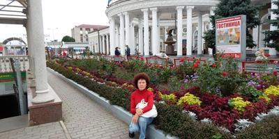 Кисловодск курортный