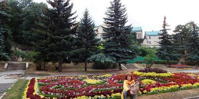 Кисловодск цветочный