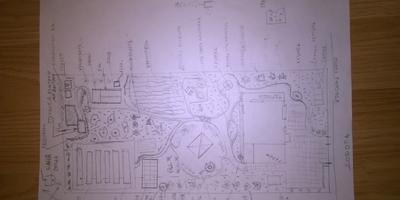 Помогите с планировкой дачного участка