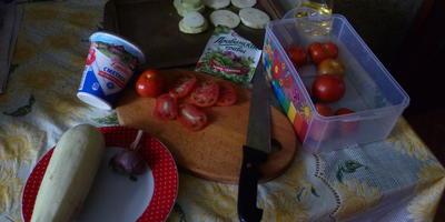 Кабачки вот так готовлю - просто объедение