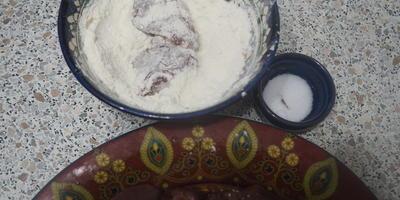 Нежная куриная печень в медово-томатной глазури