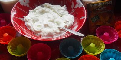 Давайте готовить уже - творожный десерт Бланманже!