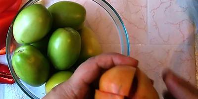 Закрытие сезона консервирования! Зеленые помидоры по-грузински на зиму. Самый вкусный рецепт