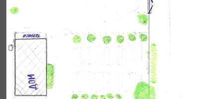 Помогите распланировать участок (21 сотка)