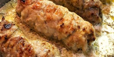 Обалденно вкусные новогодние мясные рулеты. Семейный рецепт
