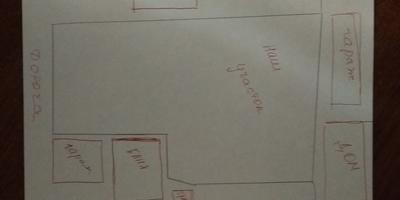 Помогите распланировать постройки на участке