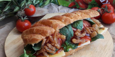 Итальянский хот-дог