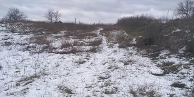 Нужна помощь в планировании длинного и узкого участка на склоне