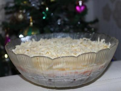 Конкурс новогодних рецептов-2017
