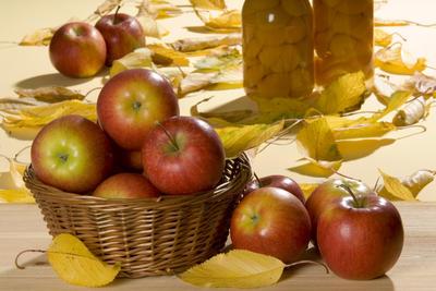 Из яблок можно сделать десятки, если не сотни разных заготовок