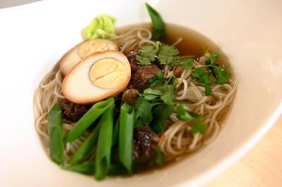 Японский суп с лапшой и говядиной: рецепт, видео