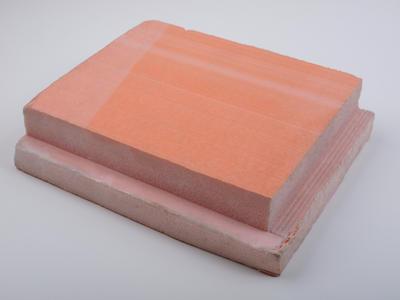 Пенополистирольные плиты с фрезерованным краем