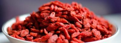 сырье полученное из ягод годжи
