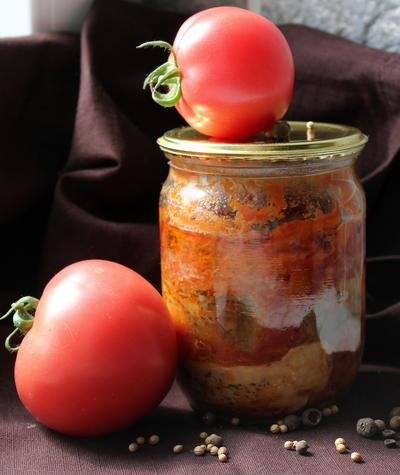 Голавль в томатном соусе с овощами - пошаговый рецепт приготовления с фото