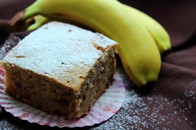 Орехово-банановый кекс - пошаговый рецепт приготовления с фото