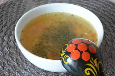 Небольшой секрет использования манной крупы при приготовлении супа - пошаговый рецепт приготовления с фото