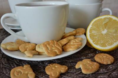 Хотите чаю с лимонным печеньем, или Необычное применение лимонной цедры - пошаговый рецепт приготовления с фото