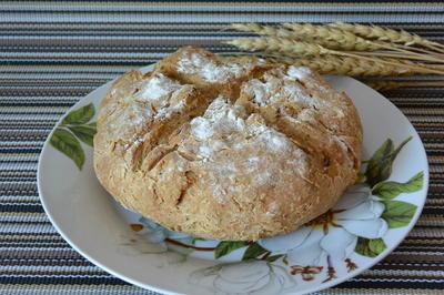 Хлеб из ржаной муки в домашних условиях. Пошаговый рецепт приготовления с фото