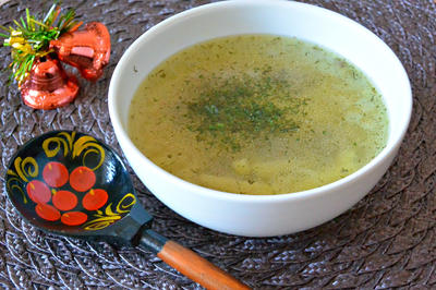Быстрый суп с мясными фрикадельками и булгуром. Пошаговый рецепт приготовления с фото