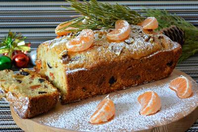 Ореховый кекс с сухофруктами. Пошаговый рецепт с фото