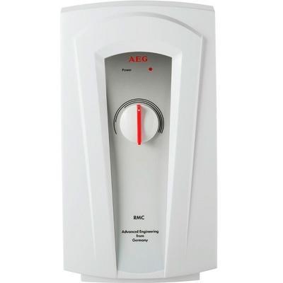 Напорный проточный водонагреватель AEG. Фото с сайта aercon.ru