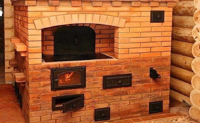 Кирпичная печь на самом деле достаточно опасный отопительный прибор. Фото с сайта m-strana.ru
