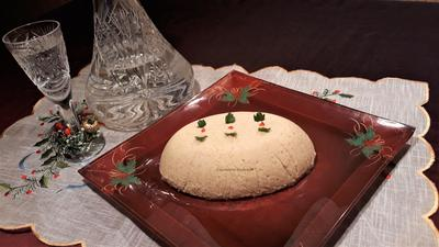 Новогоднее суфле из сельди с икрой - пошаговый рецепт приготовления с фото