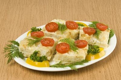 Рыба, запеченная с яблоками: рецепт для духовки