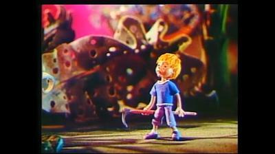 Герой мультфильма Приключения на даче. Фото с сайта life-tv.ua