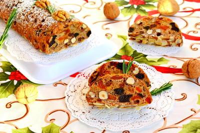 Пряный рождественский кекс - пошаговый рецепт приготовления с фото
