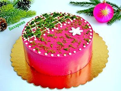 Сельдь под шубой заливная в форме торта. Рецепт с пошаговыми фотографиями