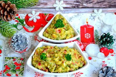 Гуакамоле - любимая мексиканская закуска на основе авокадо - пошаговый рецепт приготовления с фото