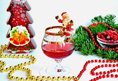 Настойка; Клюковка; для праздничного стола. Рецепт с пошаговыми фото
