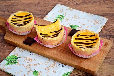 Открытые тыквенно-творожные пирожки. Рецепт приготовления с пошаговыми фотографиями